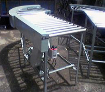 Motorized Roller Conveyor